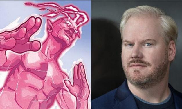 Jim Gaffigan Joins DC's STARGIRL For Season 2 as Thunderbolt