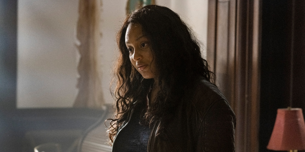 Iris is determined to keep her family together on The Walking Dead: World Beyond