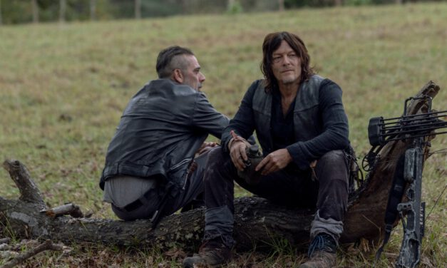 THE WALKING DEAD Reveals Return Date And Episode Titles