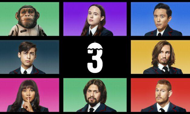 Netflix Releases Short Teaser for THE UMBRELLA ACADEMY Season 3