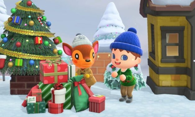 ANIMAL CROSSING: NEW HORIZONS Winter Update Is Ringing in the Holiday Cheer
