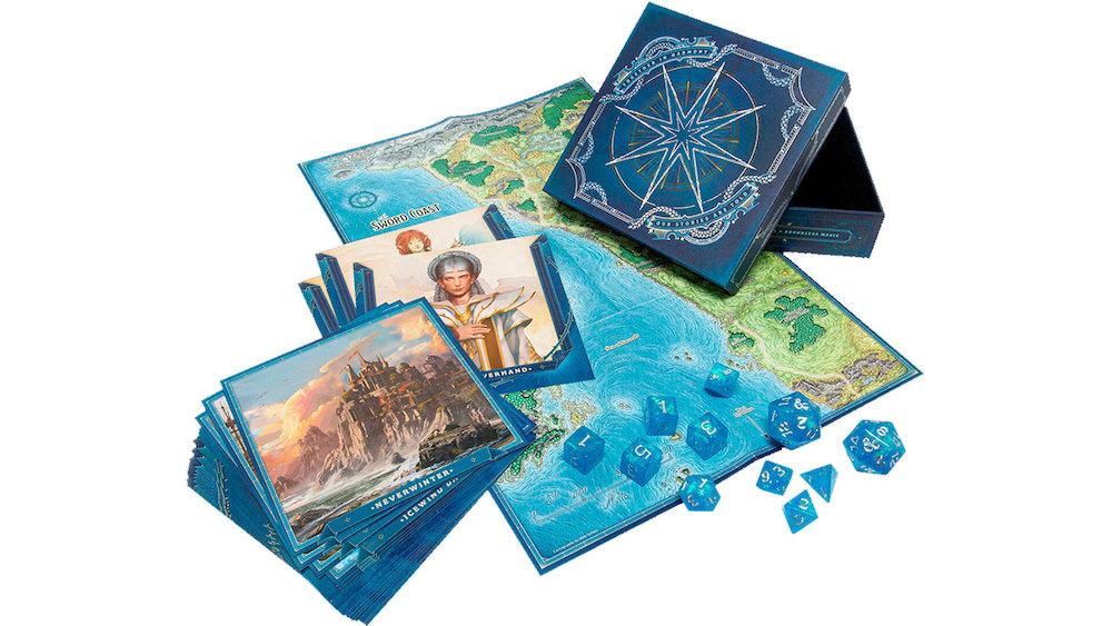 forgotten realms laeral silverhand explorers set