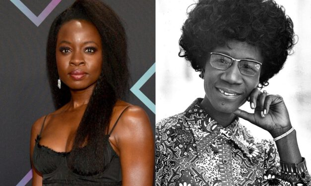 Danai Gurira Nabs Starring Role in THE FIGHTING SHIRLEY CHISHOLM