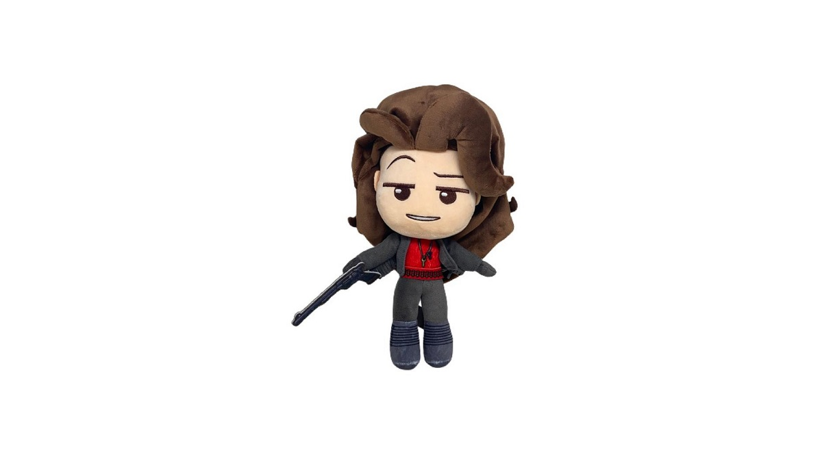 The cutest Wynonna Earp doll to ever exist, currently sold on Etsy.