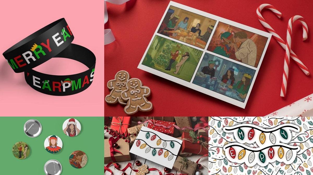 Earpmas gift bundle inspired by Wynonna Earp. Available on Etsy.