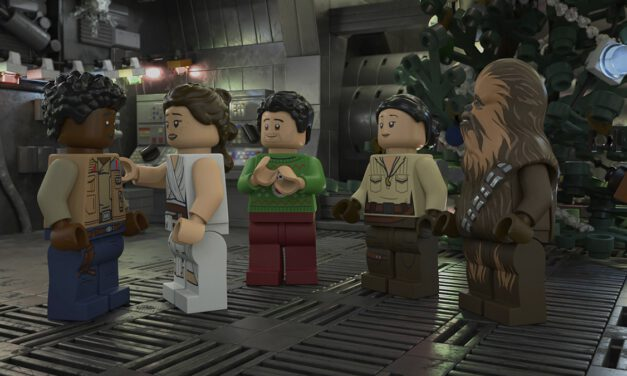 LEGO STAR WARS HOLIDAY SPECIAL Gets a Force-tastic Trailer