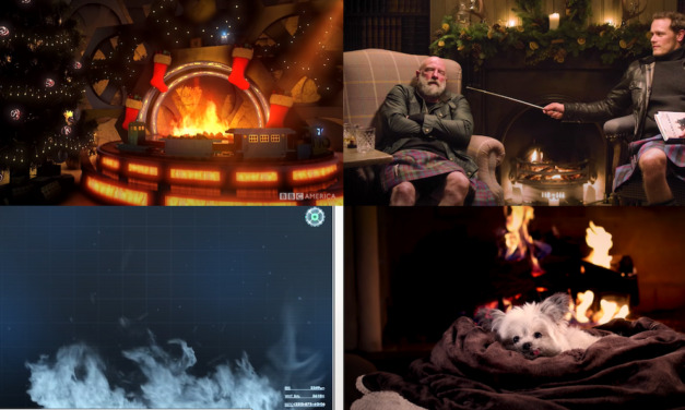 17 Yule Log Videos That Will Bring You Nerdy Comfort This Holiday Season