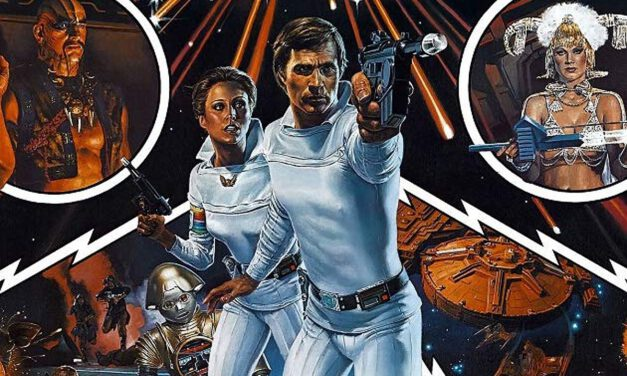 BUCK ROGERS Gets TV Series Treatment From Brian K. Vaughan