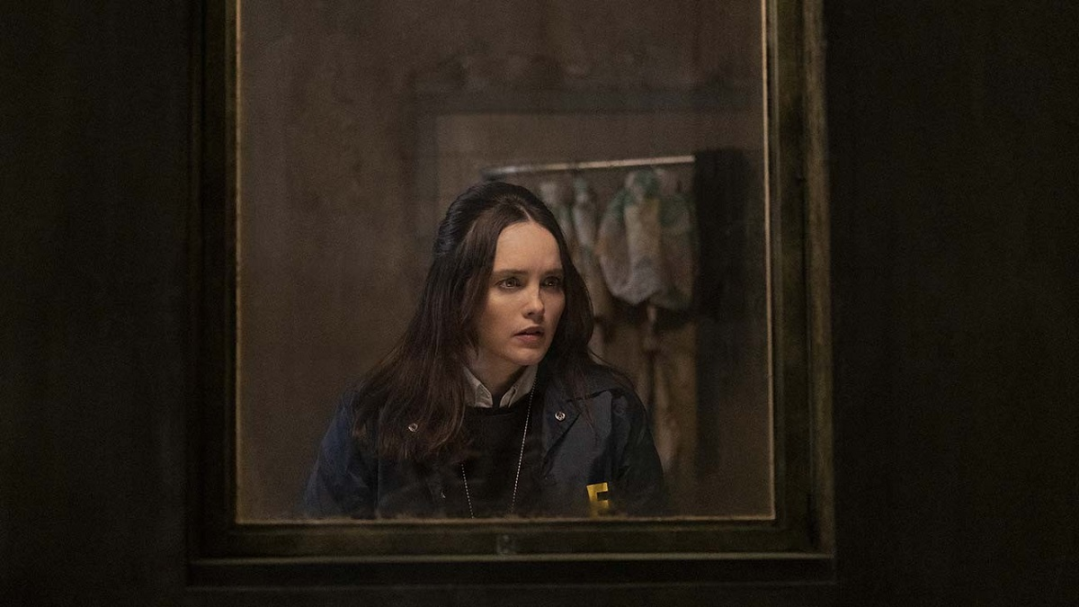 Rebecca Breeds as Clarice in the new CBS series.