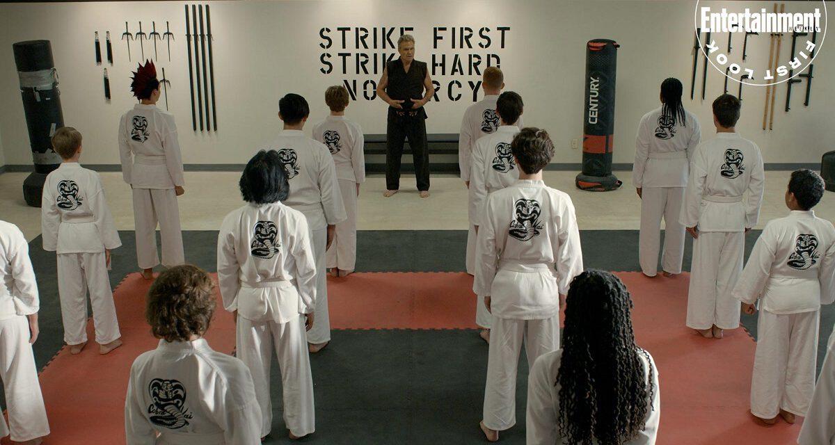 COBRA KAI Season 3 Ups the Ante With More Drama and, Yes, More Karate