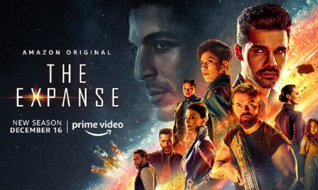 Check Out These Gorgeous Character Posters for THE EXPANSE