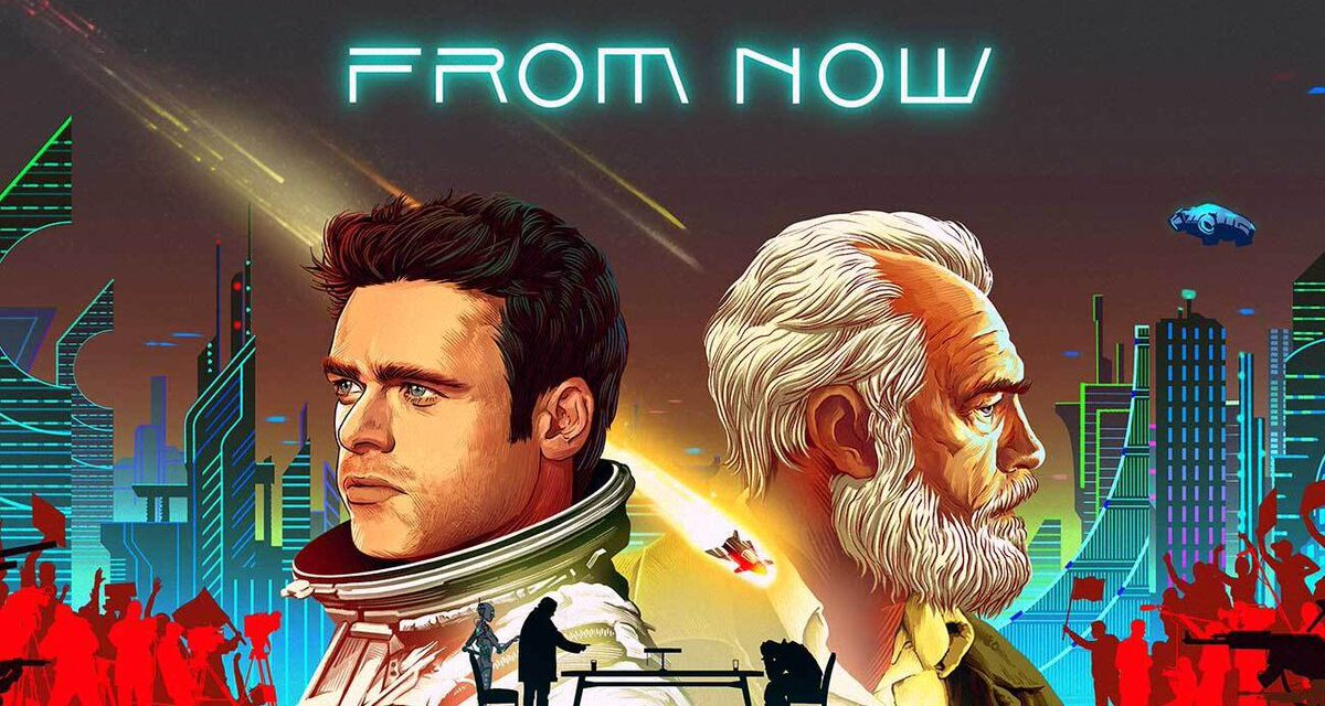 A Missing Spaceship Reemerges in FROM NOW Podcast Trailer