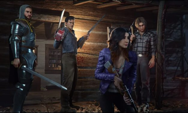 The Game Awards 2020: Bruce Campbell Returns as Ash in EVIL DEAD: THE GAME