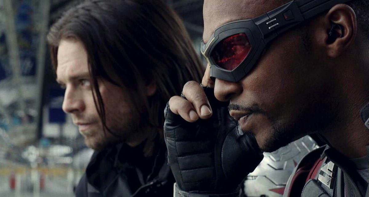 THE FALCON AND THE WINTER SOLDIER Teaser Reveals a Dynamic Duo