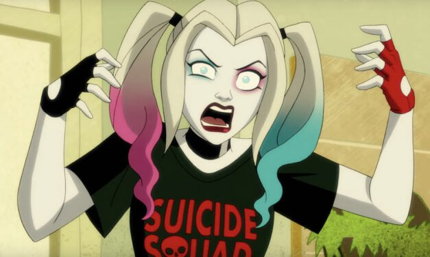 DC FANDOME 2021: HARLEY QUINN Season 3 Teaser Features 'Harlivy'