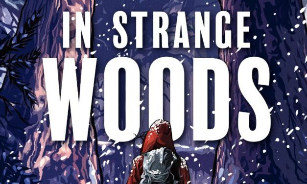 Atypical Artists Release Trailer for New Podcast IN STRANGE WOODS