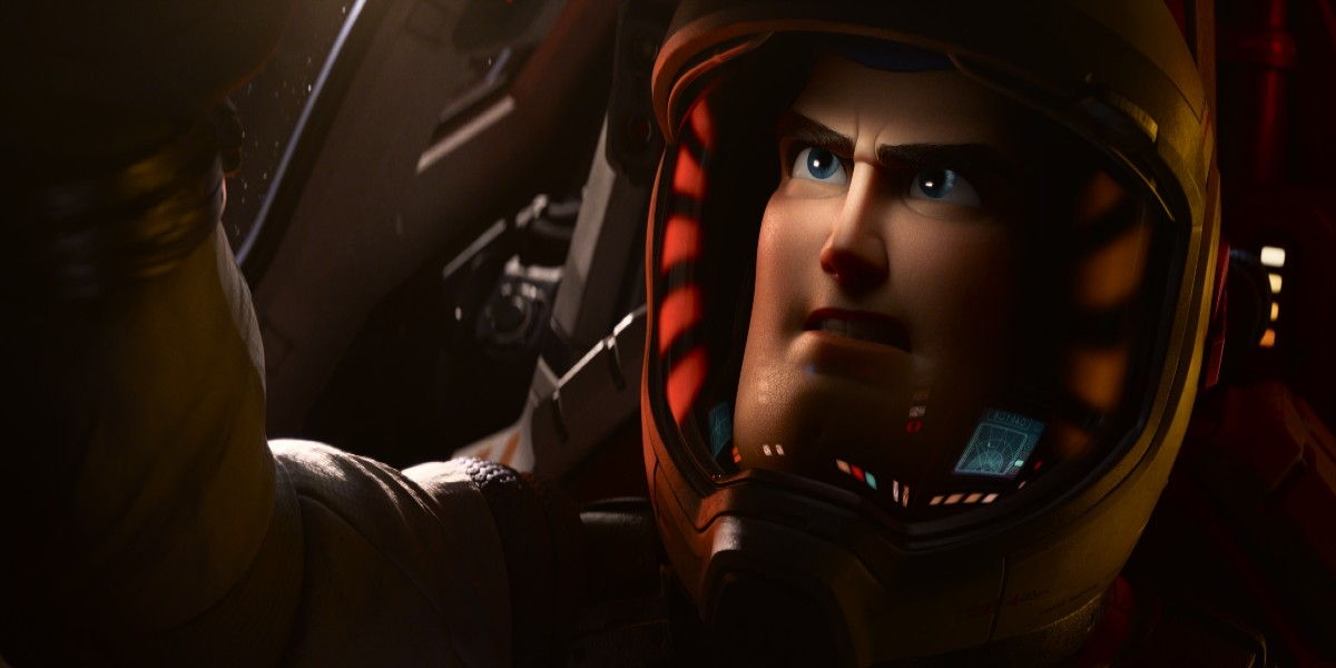 It's the BUZZ LIGHTYEAR Origin Story You Didn't Know You Needed