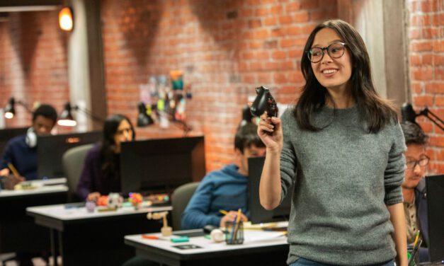 Geek Girl Authority Crush of the Week: POPPY LI