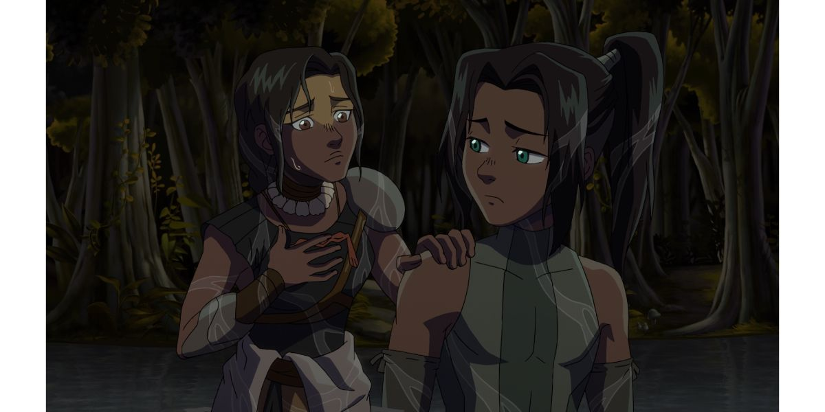 ONYX EQUINOX Recap: (S01E05) Mended and Broken