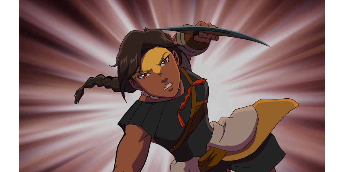 Zyanya (Onyx Equinox, season 1 episode 4)