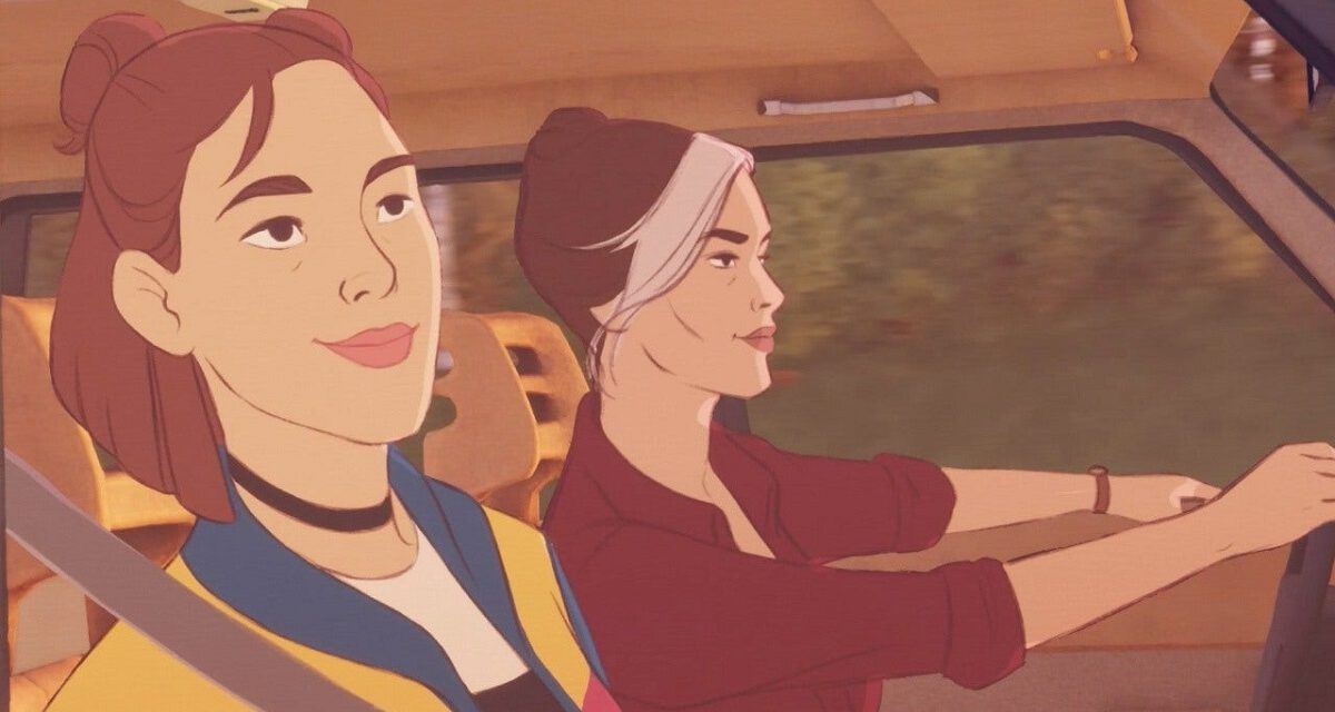 THE GAME AWARDS 2020: OPEN ROADS Is a Mother Daughter Roadtrip