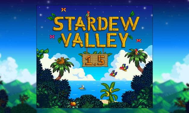 STARDEW VALLEY 1.5 Update Is Now Live for PC