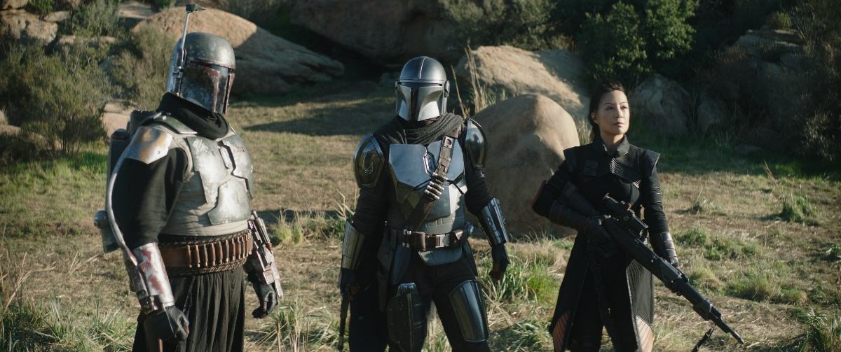 THE MANDALORIAN Post Credit Scene Sets Up SPOILER Spin-Off