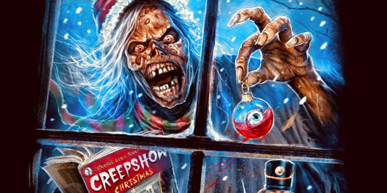 Shudder Releases Trailer for A CREEPSHOW HOLIDAY SPECIAL