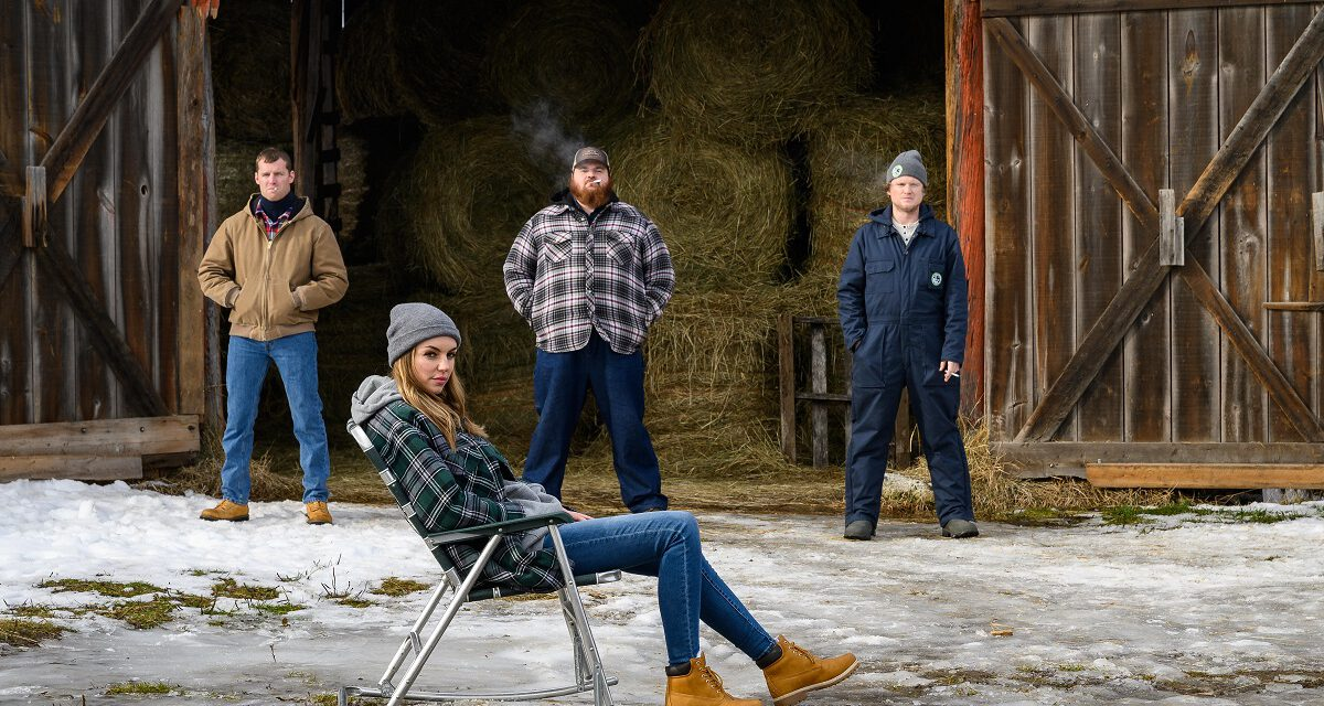 Figure It Out! Here's the Cold Open From the LETTERKENNY Season 9 Premiere