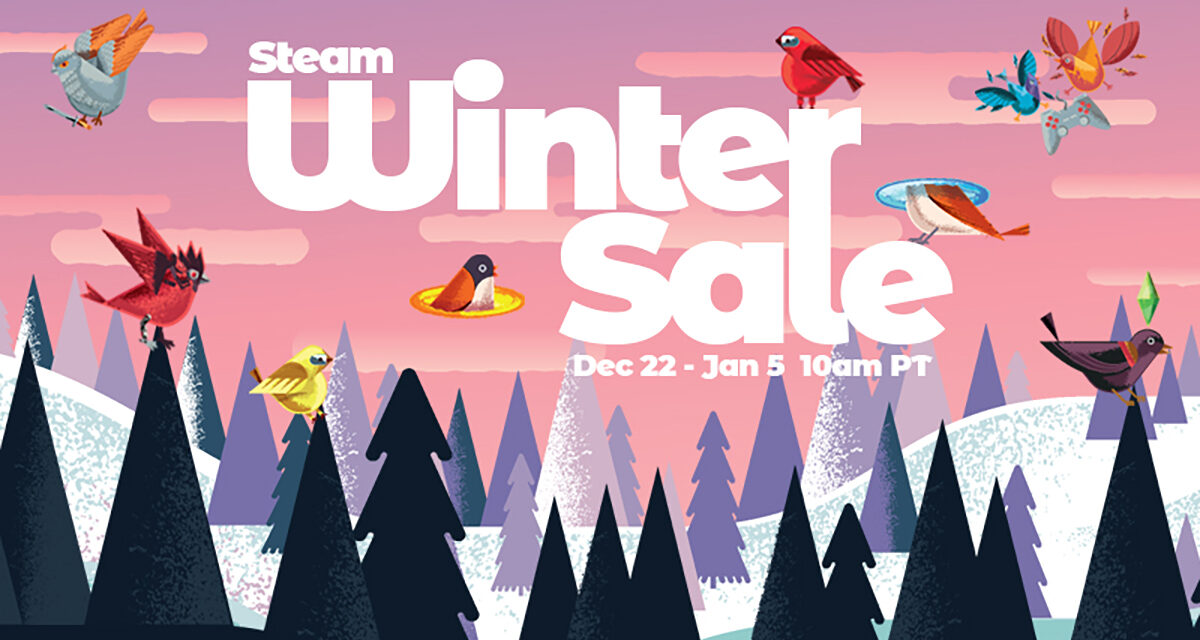 Top 5 RPGs To Spend Holiday Spoils On During The Steam Winter Sale