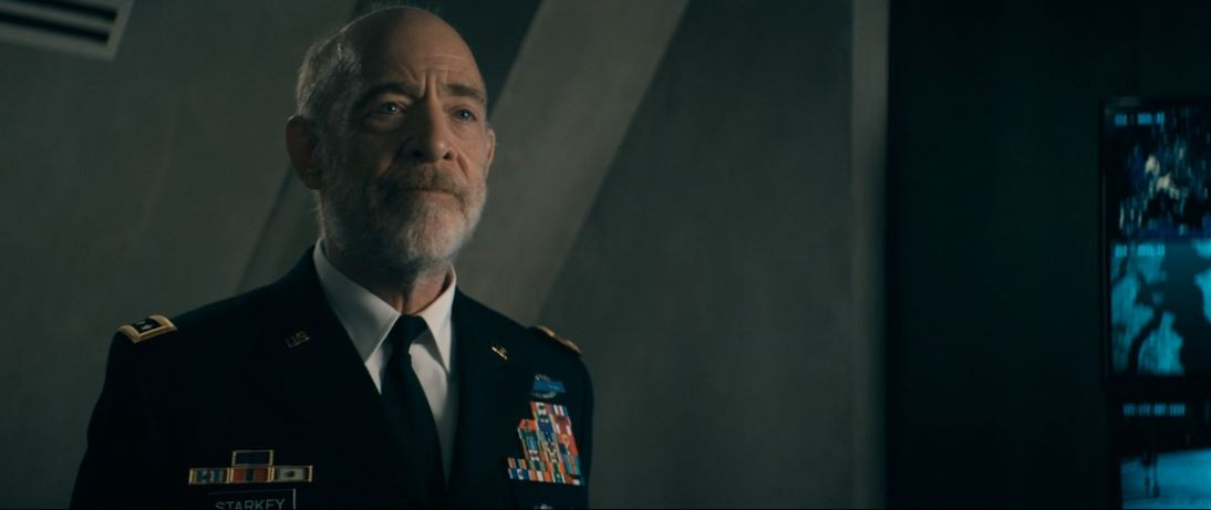 JK Simmons in The Stand