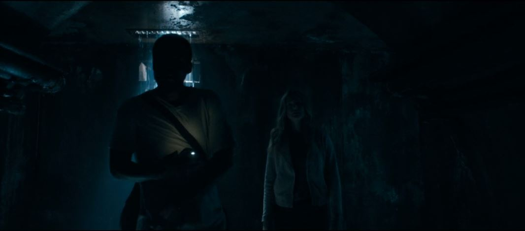 Jovan Adepo, Heather Graham in The Stand