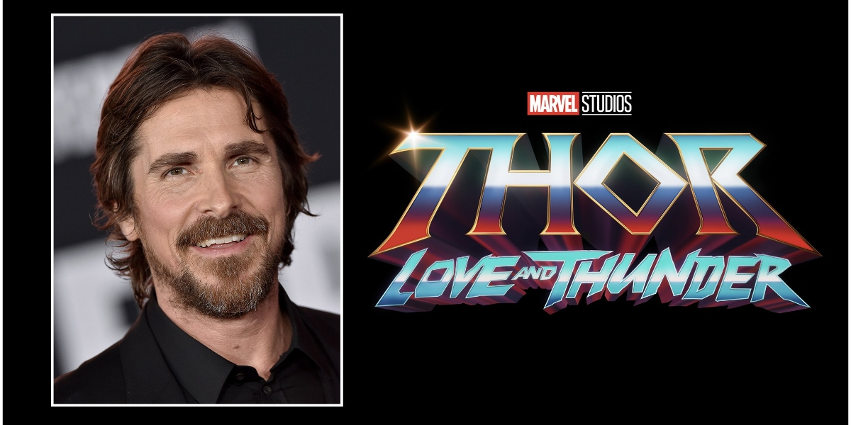 Christian Bale joins the cast of Marvel Studios' Thor: Love and Thunder
