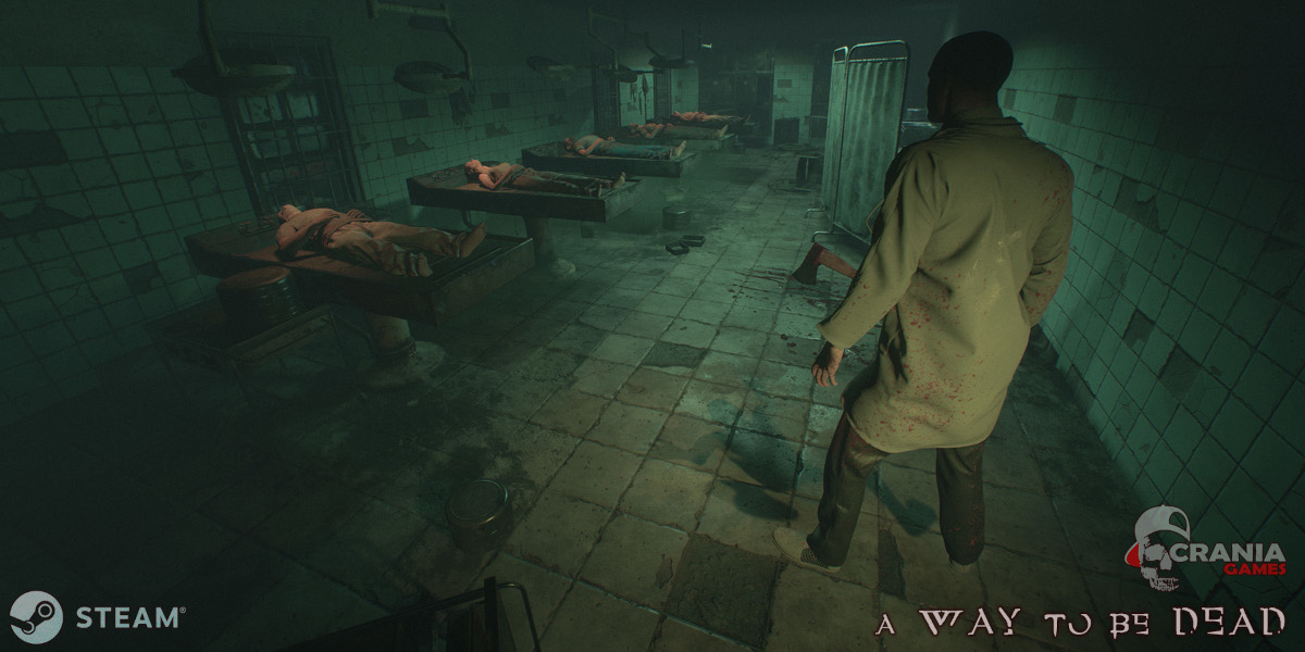 A WAY TO BE DEAD Is Terrifying and We Can't Wait To Play