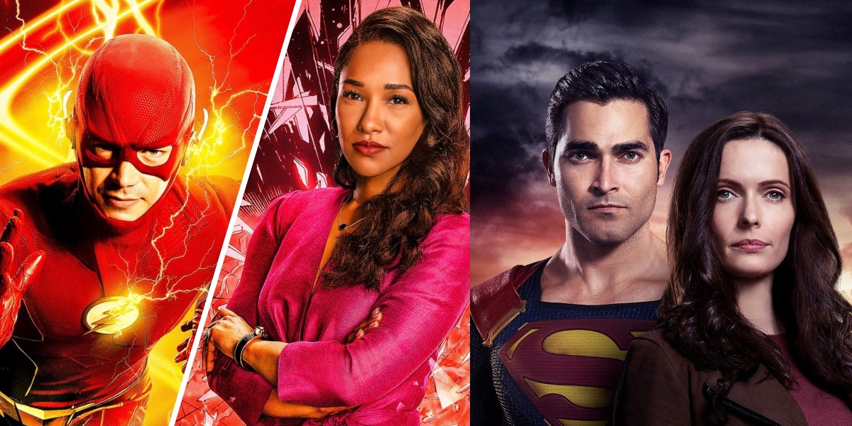 The CW Changes Things up for THE FLASH and SUPERMAN AND LOIS