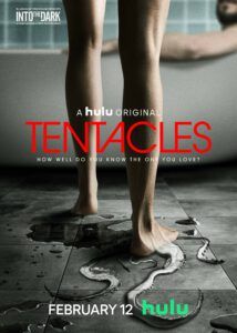 Tentacles key art poster from Blumhouse