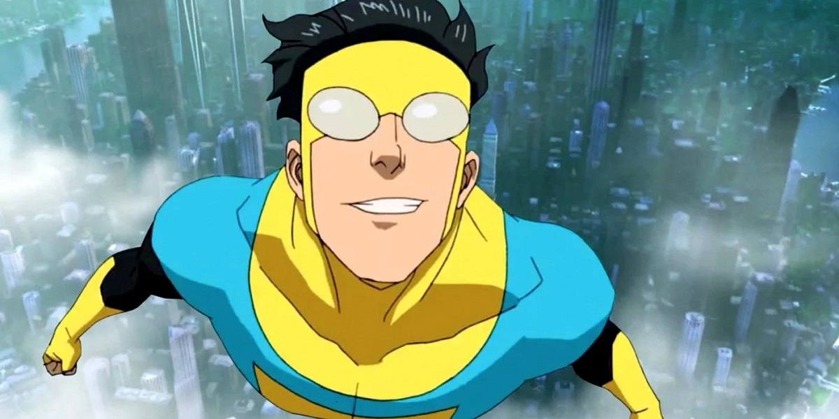 INVINCIBLE Blesses Us With Episode Schedule and Sneak Peek