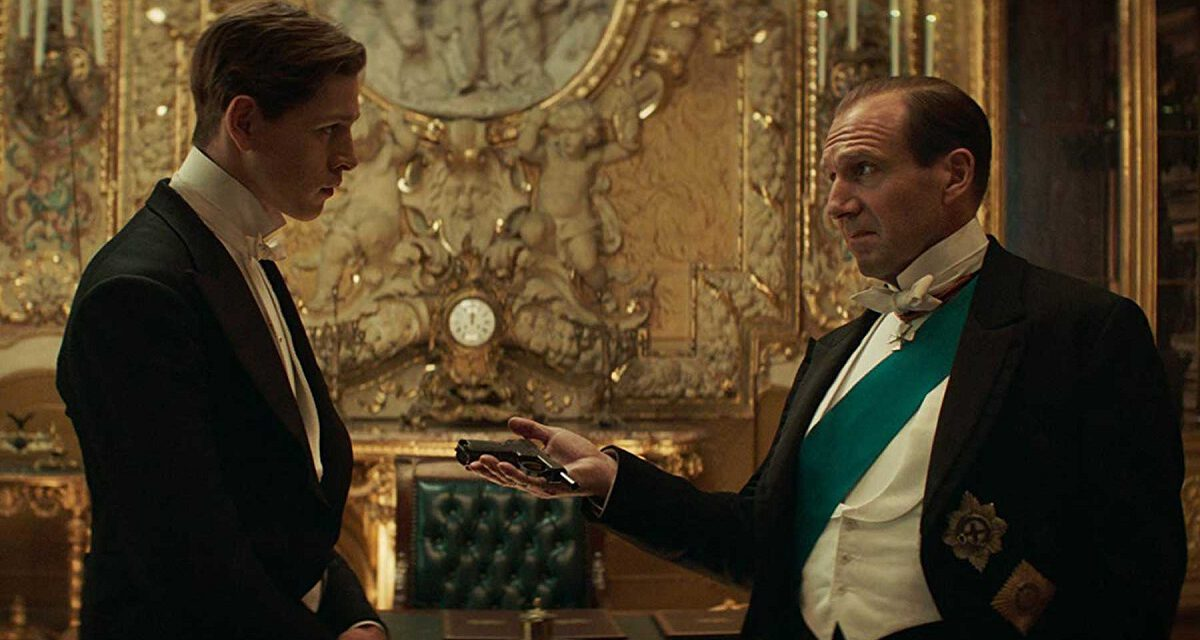 Disney Delays Handful of Releases Including THE KING'S MAN