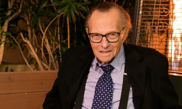 Larry King Passes Away at 87