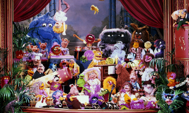 THE MUPPET SHOW to Stream on Disney Plus