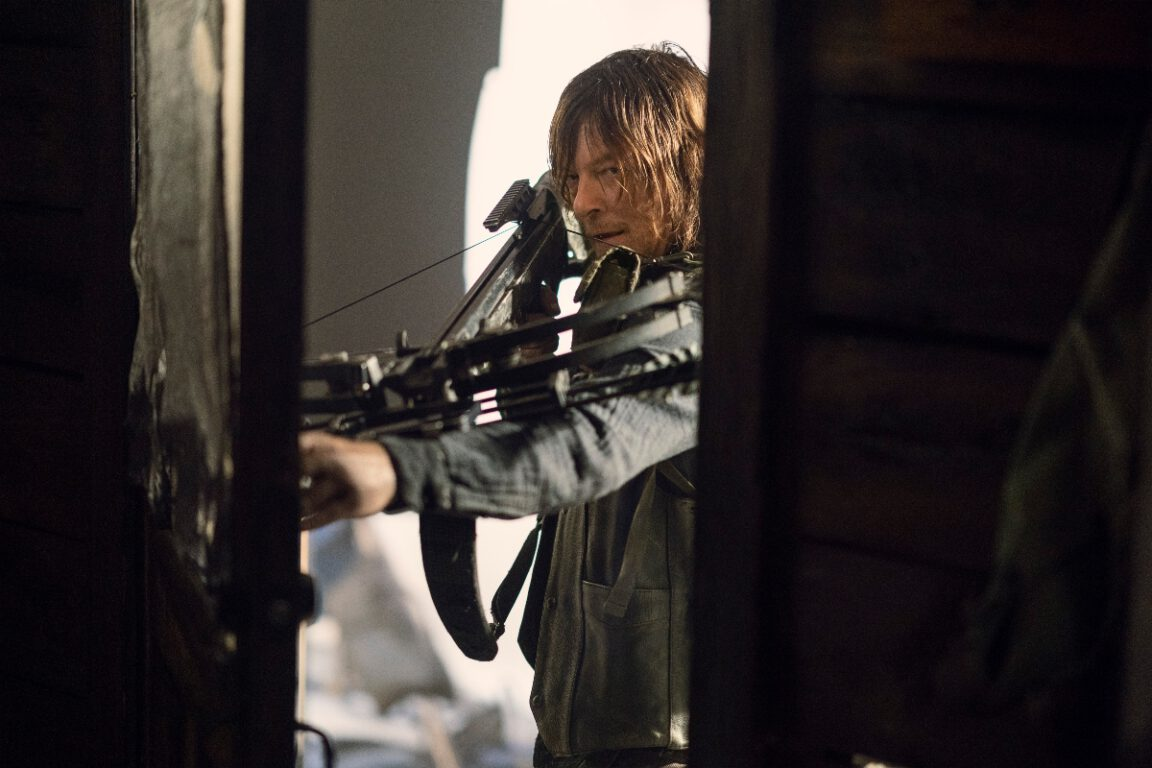 Daryl faces new trials in the extended episodes of The Walking Dead