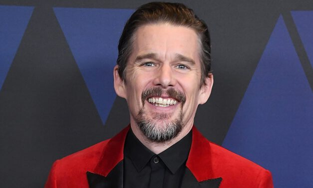 Ethan Hawke Joins the Cast of THE BLACK PHONE