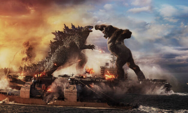 The Monster Clash of the Year Comes in GODZILLA VS KONG Trailer