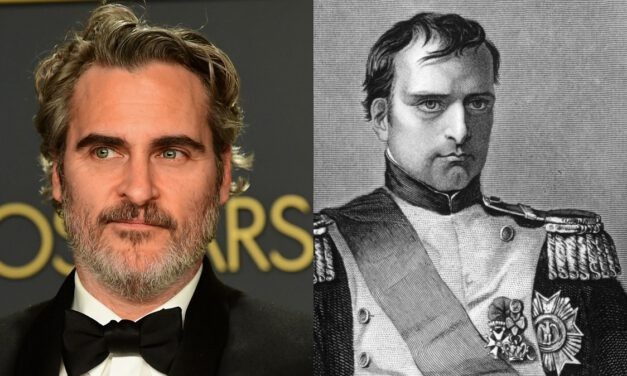 KITBAG Moves Forward With Joaquin Phoenix as Napoleon Bonaparte