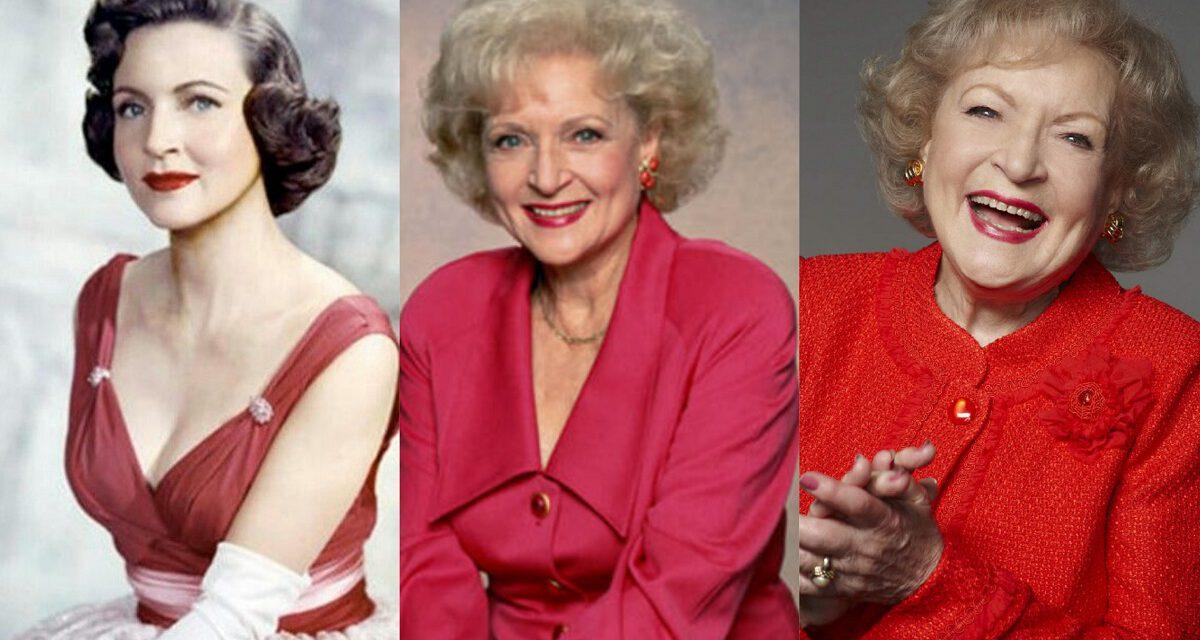 In Celebration of Betty White's 99th Birthday