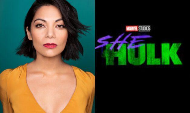 Ginger Gonzaga to Star Opposite Tatiana Maslany in SHE-HULK