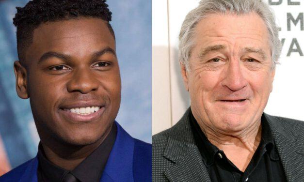 John Boyega and Robert De Niro to Star in Netflix's THE FORMULA