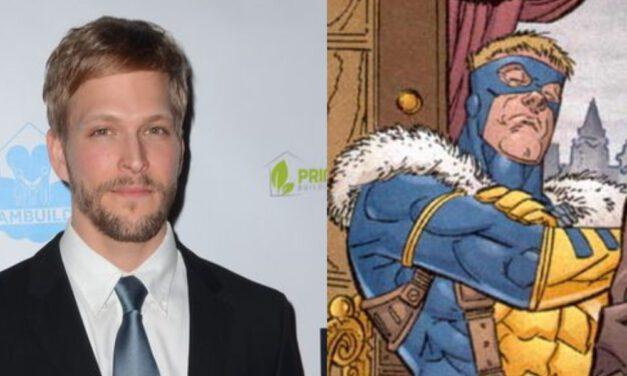 Jon Cor Cast as THE FLASH Season 7 Villain