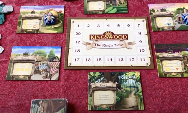 KINGSWOOD Playthrough – The King Needs Your Help!