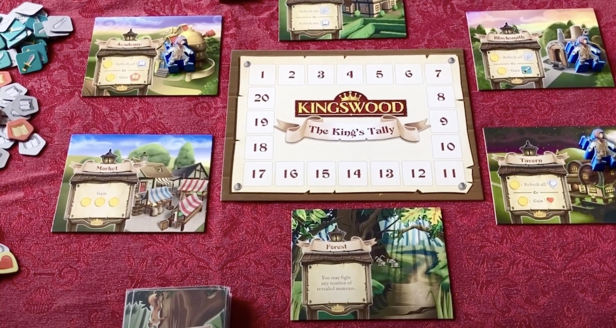 How to Play KINGSWOOD